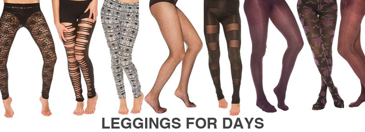 Leggings for Days