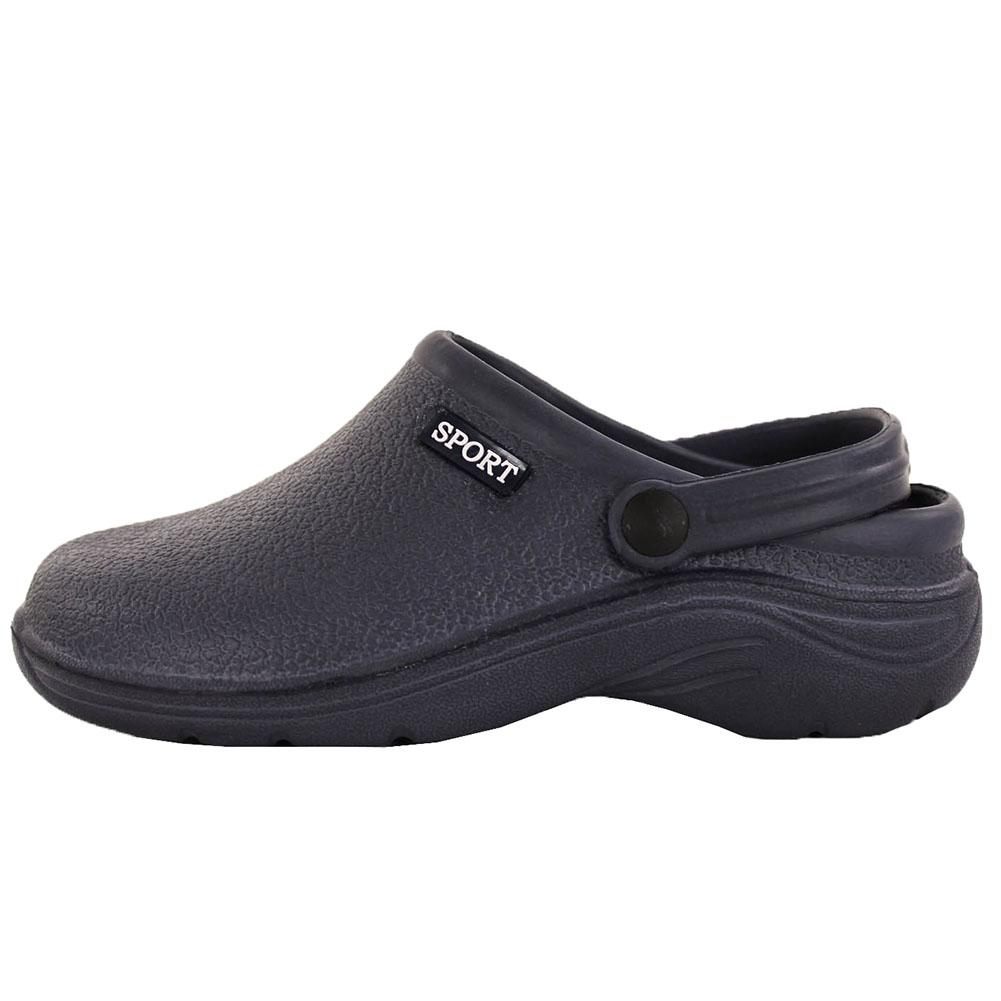 Womens-Clogs-Shoes-Garden-Water-Slip-On-Mule-Sandal-Rubber-Nurse-Outdoor-Classic thumbnail 26