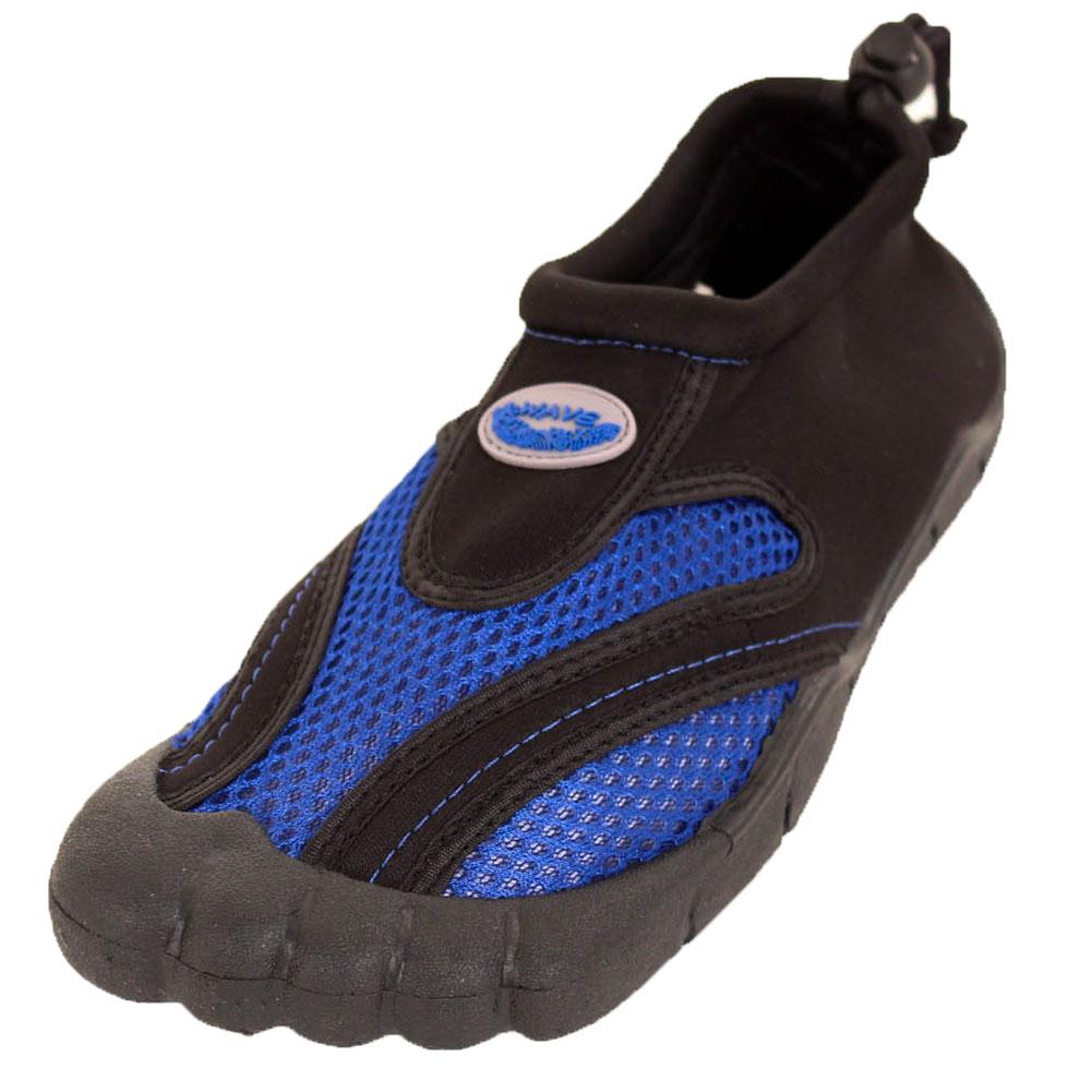 Mens Toe Slide Waterproof Shoes Aqua Socks Slip On Mesh Pool Beach Swim Surf Wet Ebay