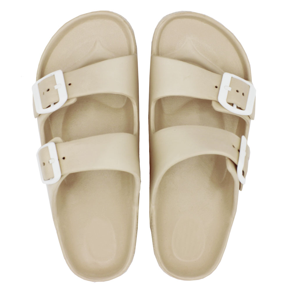 Women's Double Buckle Sandals