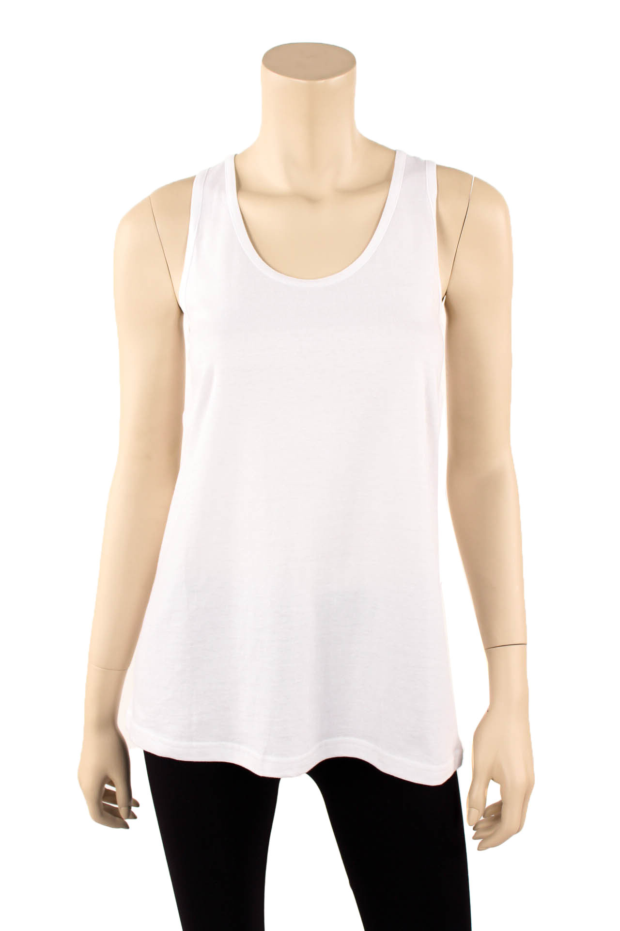 Womens Loose Fit Tank Top 100 Cotton Relaxed Flowy Basic ...