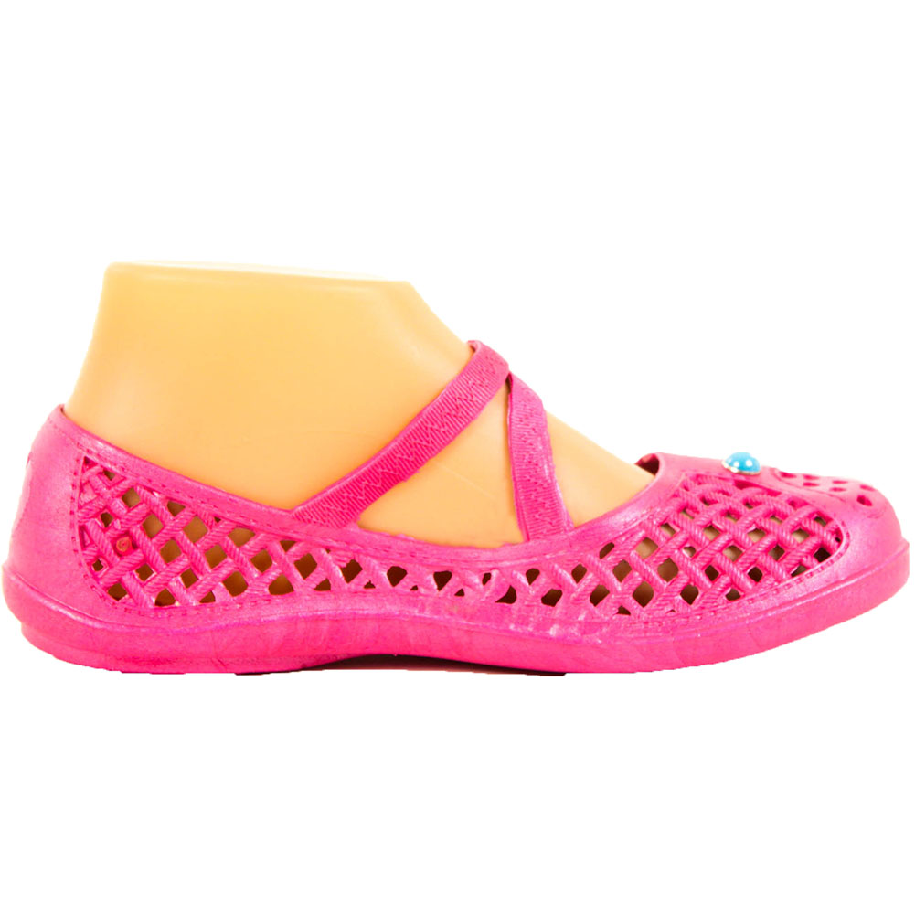 Womens Pink Shoes Flats