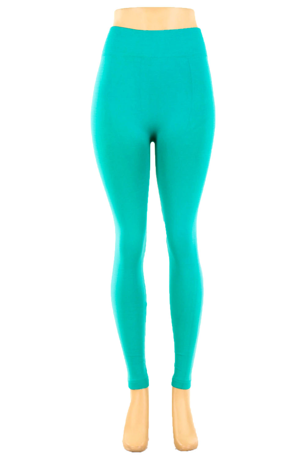 1c9e482208185 Womens Fleece Lined Leggings Warm Winter Thick Thermal Solid Regular    Plus  Size