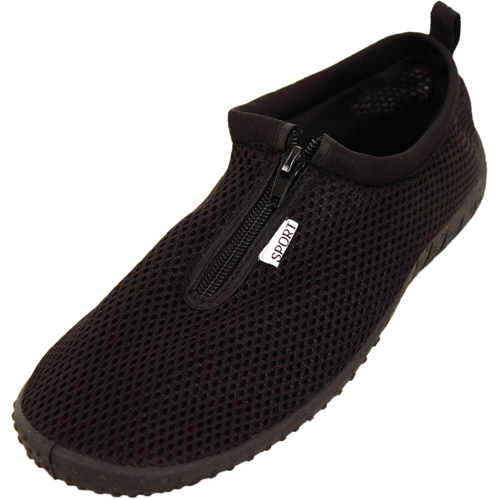 mens water shoes aqua socks slip on pool