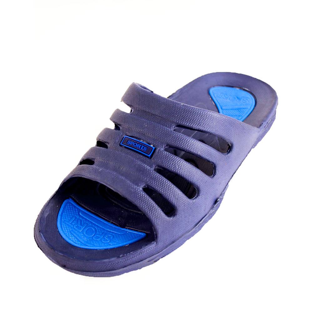 mens slip on sandals sport active flip flop outdoor slide