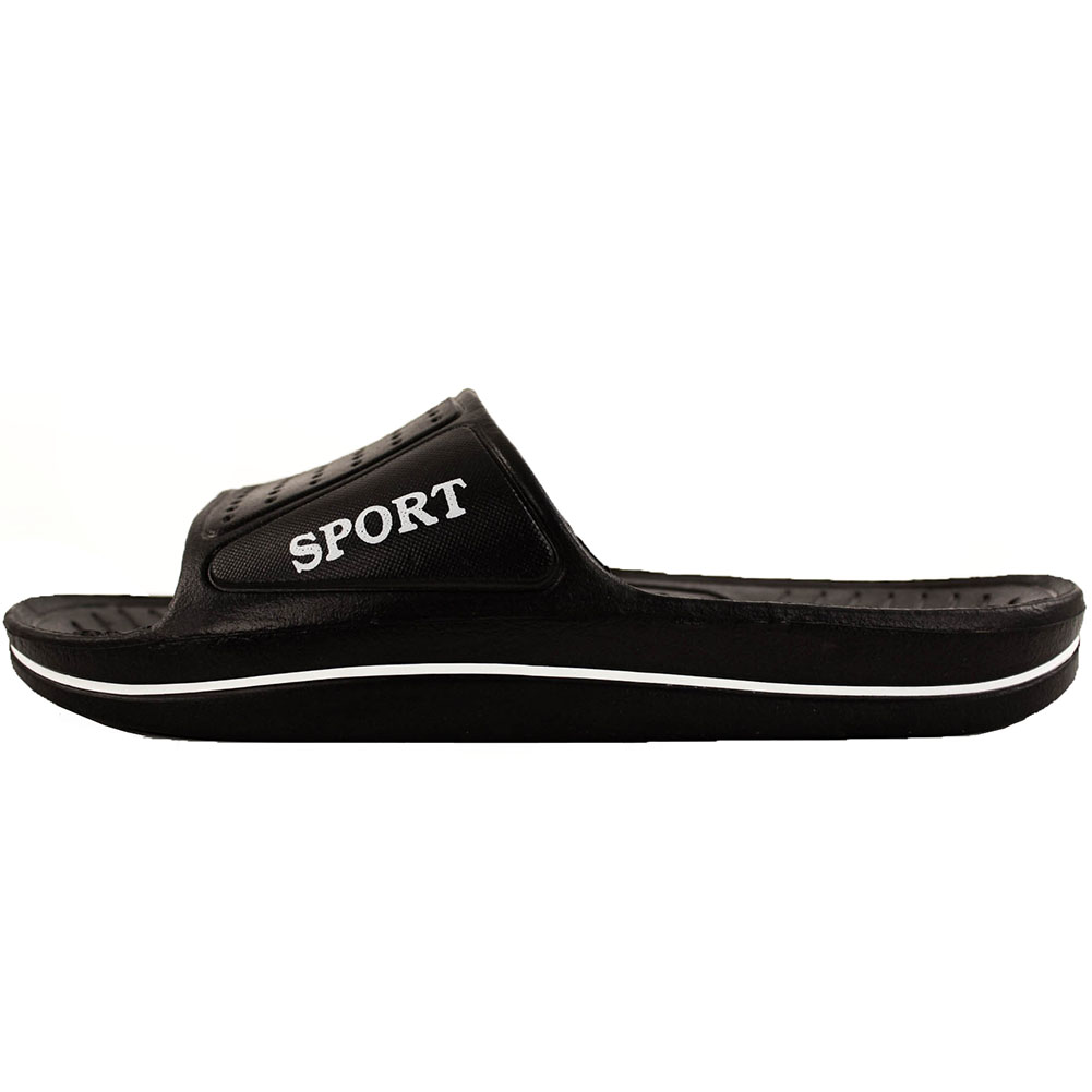 Mens Shower Shoes Slides